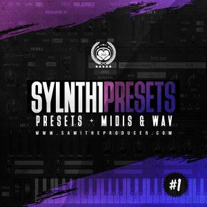 Sylnth1Presets Vol.1 bank