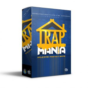 Trap Mania Box Art