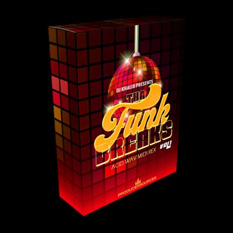 tha funk breaks box