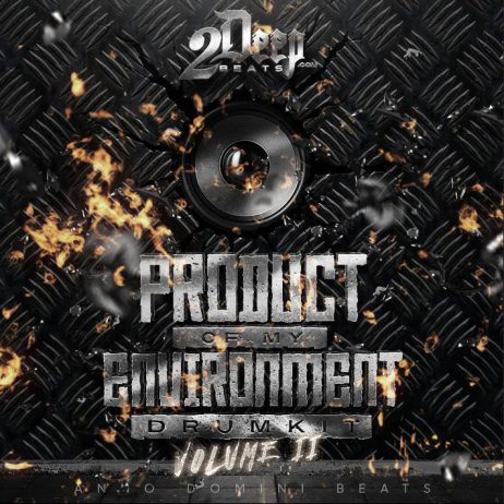 PRODUCT OF MY ENVIRONMENT VOL2 (CoverArt)