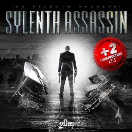 SYLENTH ASSASSIN (CoverArt)
