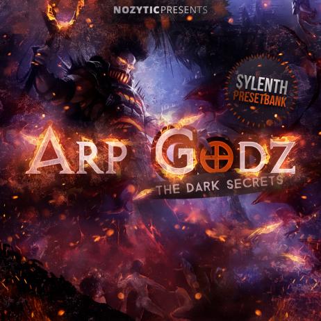 Arp Godz (Cover)