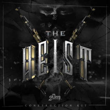 THE HEIST (CoverArt)