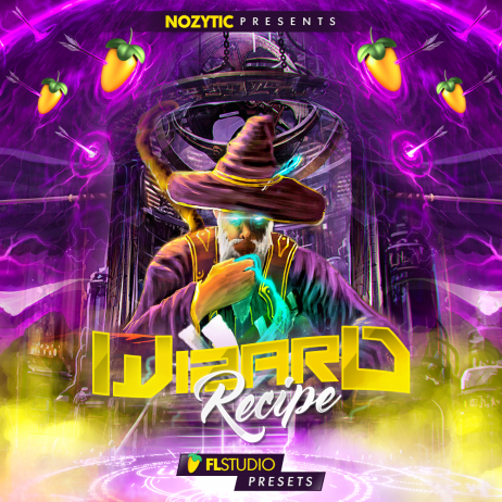 Wizard Recipe (Cover)