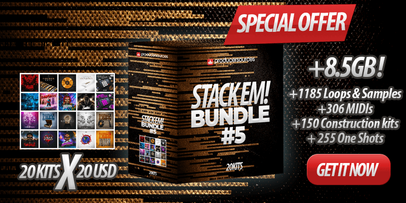 ProducerSources - Download Loops, Drum kits, VST Plugins